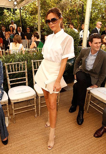 Victoria Beckham, El look del día