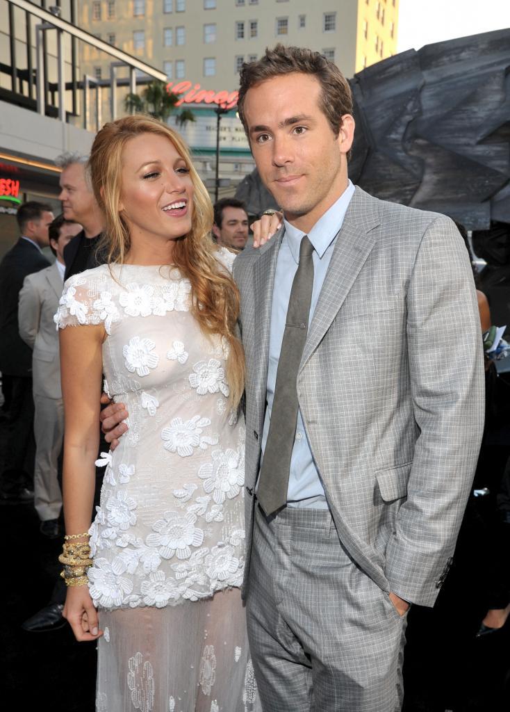 Blake Lively, Ryan Reynolds