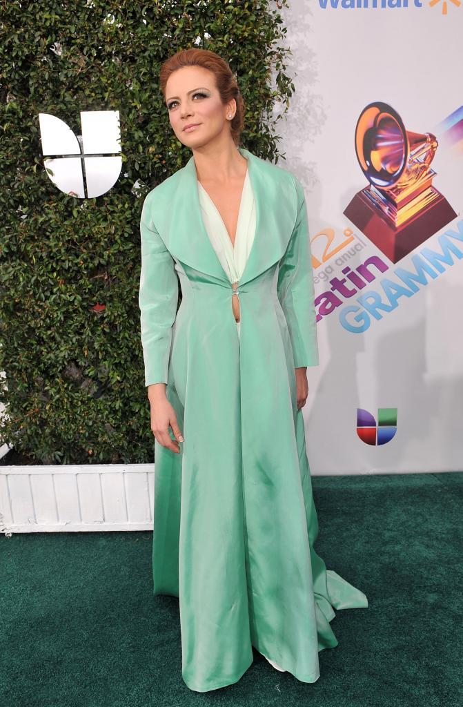 Silvia Navarro, Desastres en la historia del Latin Grammy