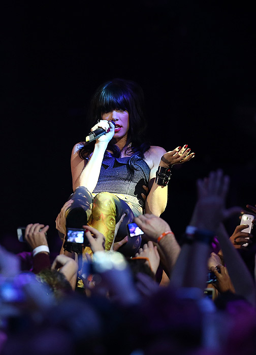 Carly Rae Jepsen, MTV EMA 2012