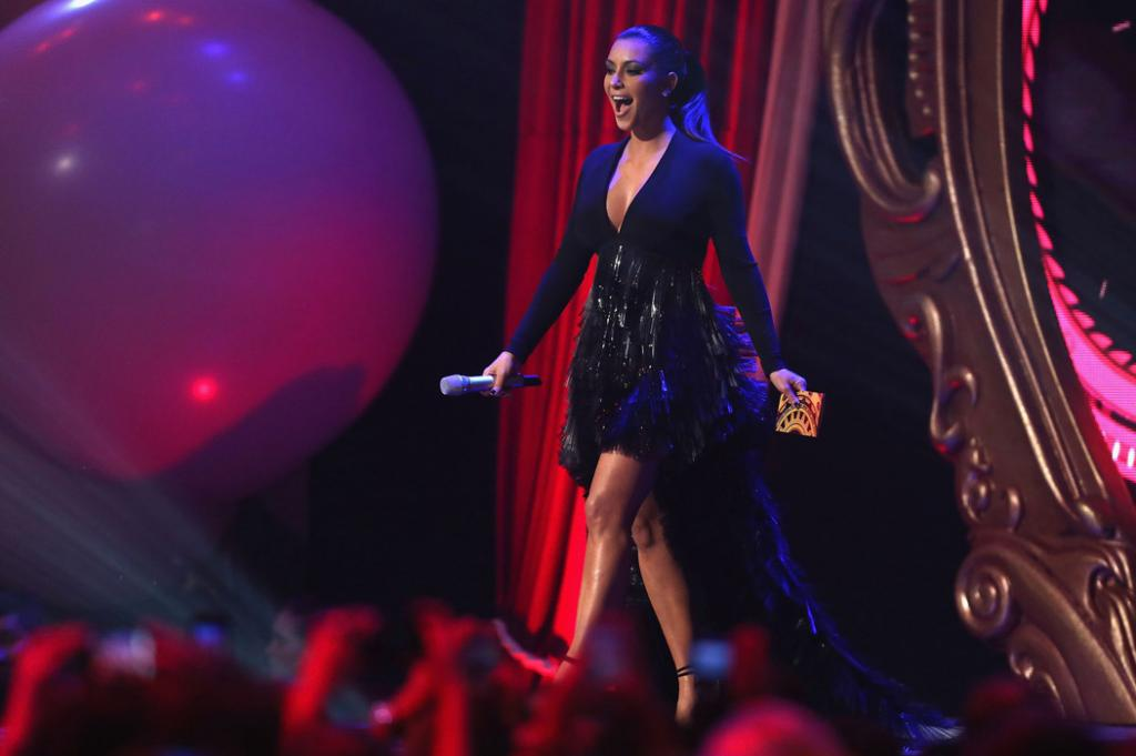 Kim Kardashian, MTV EMA 2012