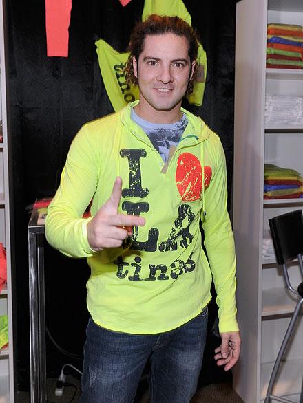 David Bisbal, Latin Grammys 2012