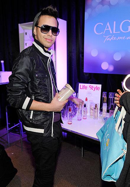 Prince Royce, Latin Grammys 2012