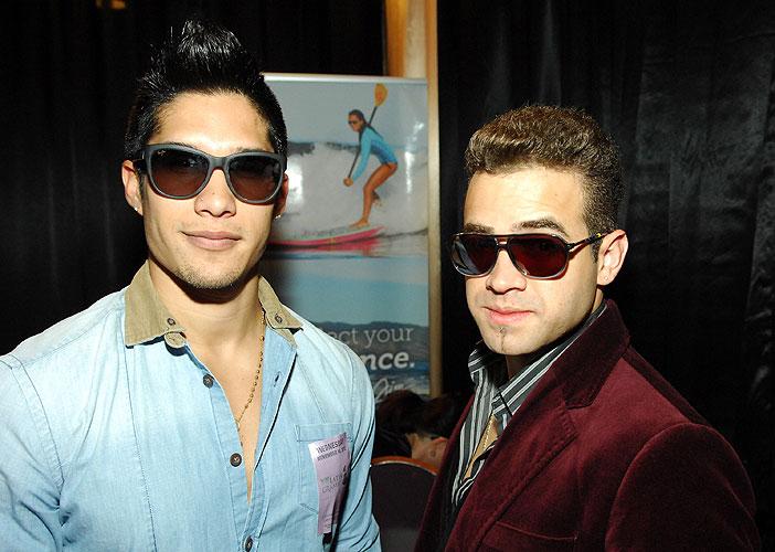 Chino y Nacho, Latin Grammys 2012