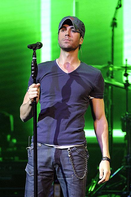 Enrique Iglesias, concierto pre-Latin Grammy, 2012