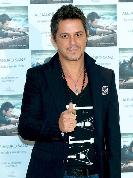 Alejandro Sanz, Latin Grammy, ENG