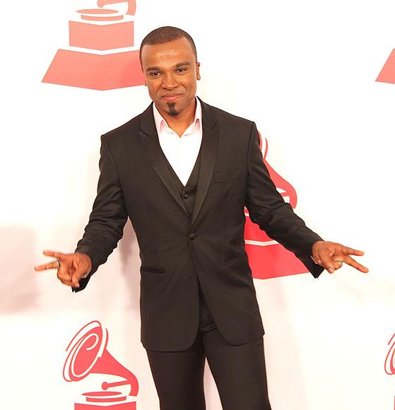 Alexandre Pires, Latin Grammys 2012