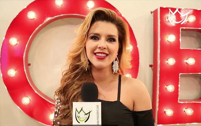 Alicia Machado, Mira quién baila