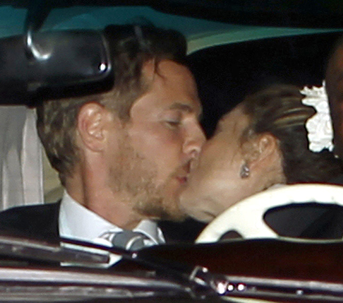Drew Barrymore y Will Kopelman, bodas de famosos 2012