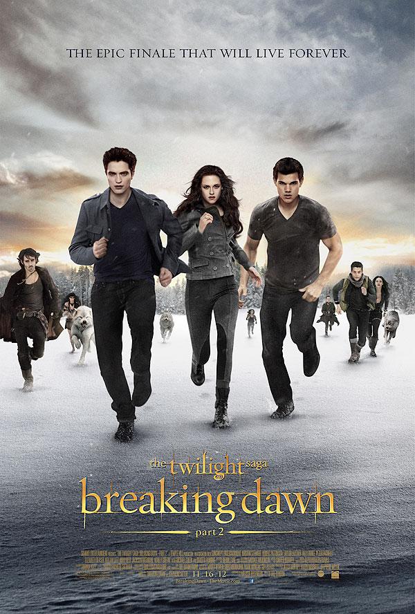 Twilight Saga Breaking Dawn 2