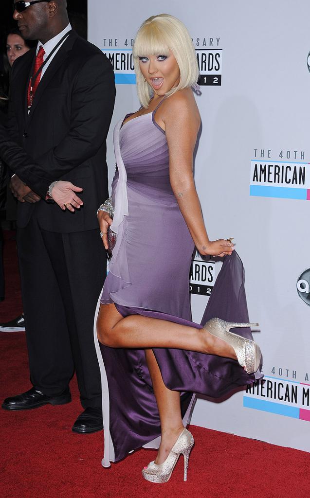 Christina Aguilera, Miralos