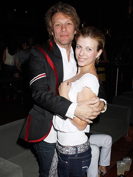 Jon Bon Jovi, Stephanie Rose Bongiovi