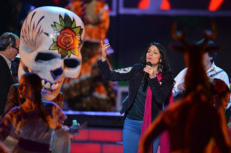 Latim Grammy 2012, Kany García