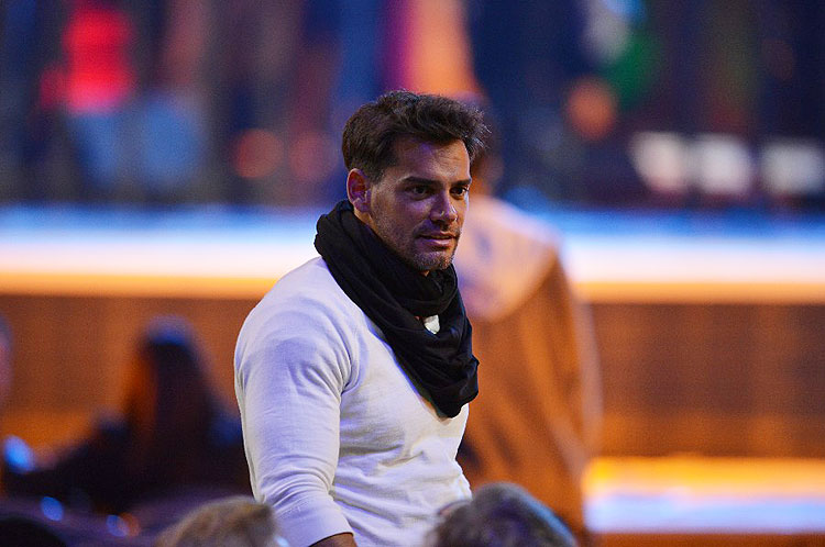Latin Grammy 2012, Cristián de la Fuente