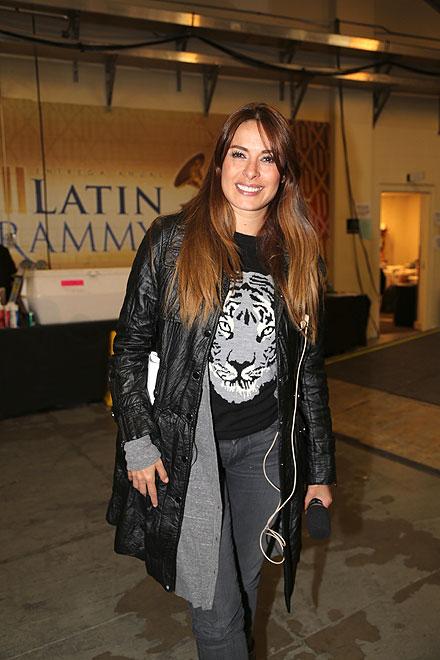 Galilea Montijo, Latin Grammys 2012