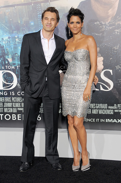 Halle Berry y Olivier Martínez, bodas de famosos 2012