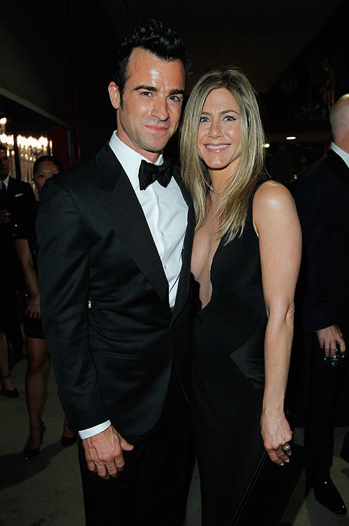 Jennifer Aniston y Justin Theroux, bodas de famosos del 2012