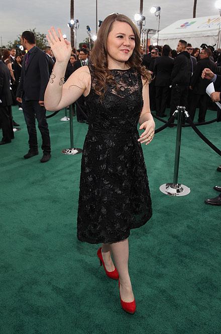 Joy Huerta, Latin Grammys 2012