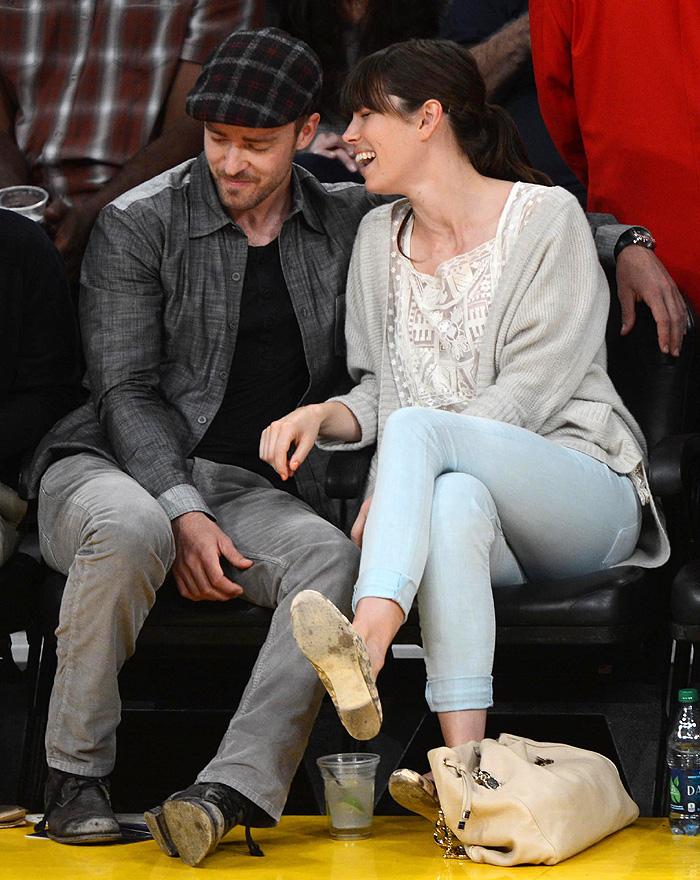Justin Timberlake y Jessica Biel, bodas de famosos del 2012