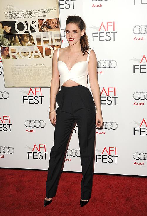 Kristen Stewart, El look del día