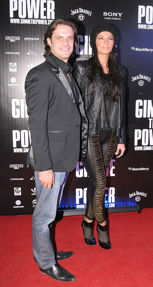 Mark Tacher y Cecilia Galeano, bodas de famosos del 2012