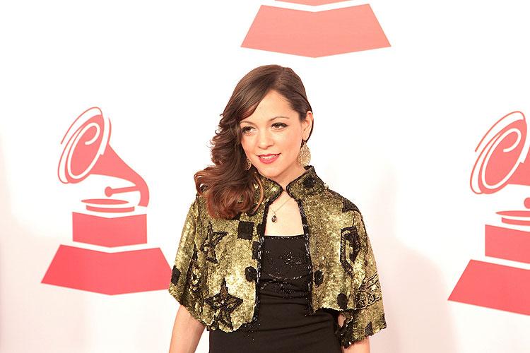 Natalia Lafourcade, Latin Grammys 2012
