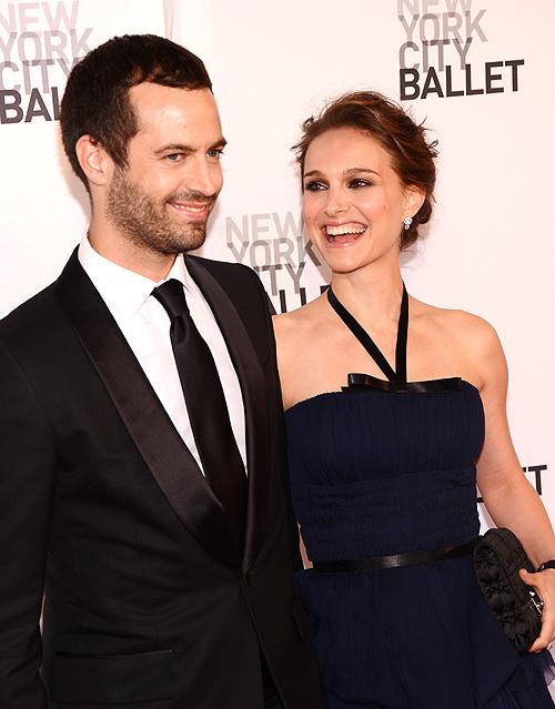 Natalie Portman y Benjamin Millipied, bodas de famosos 2012