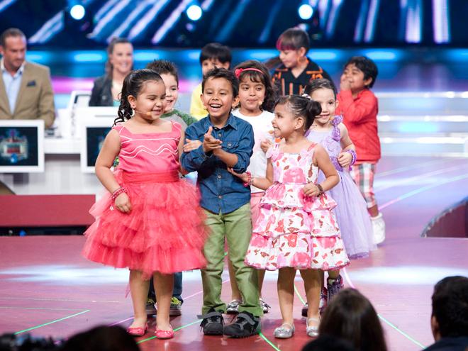 Pequeños gigantes, Premios People en Español 2012
