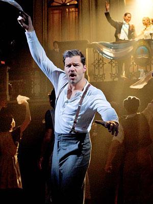 Ricky Martin, Evita