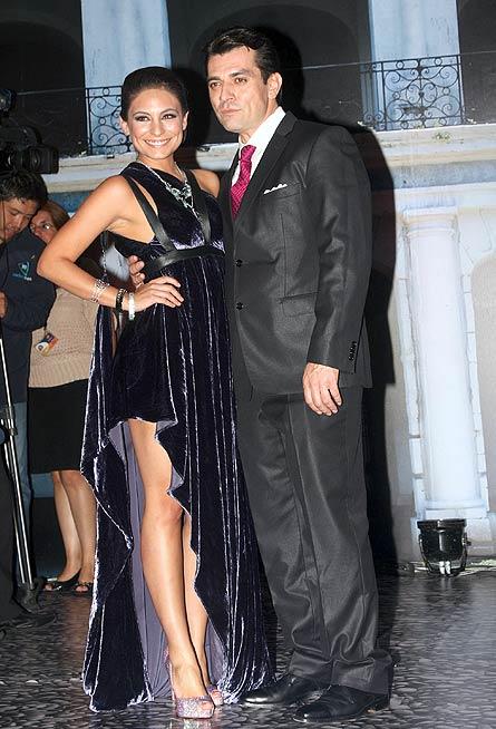 Jorge Salinas, Ana Brenda Contreras, Premios People en Español 2012