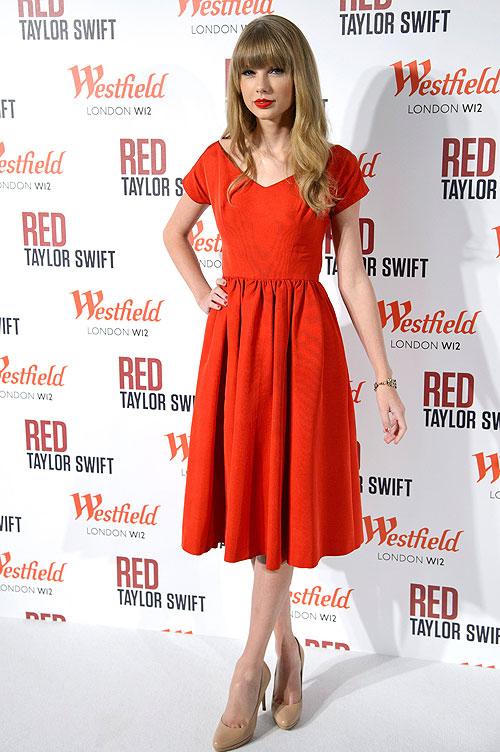 Taylor Swift, El look del día
