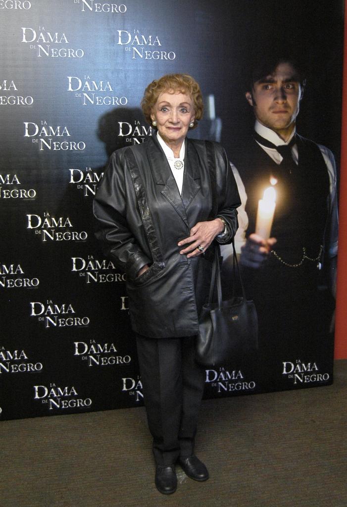 Yolanda Mérida, famosos que fallecieron en el 2012