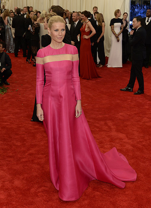 Gwyneth Paltrow, gala, met