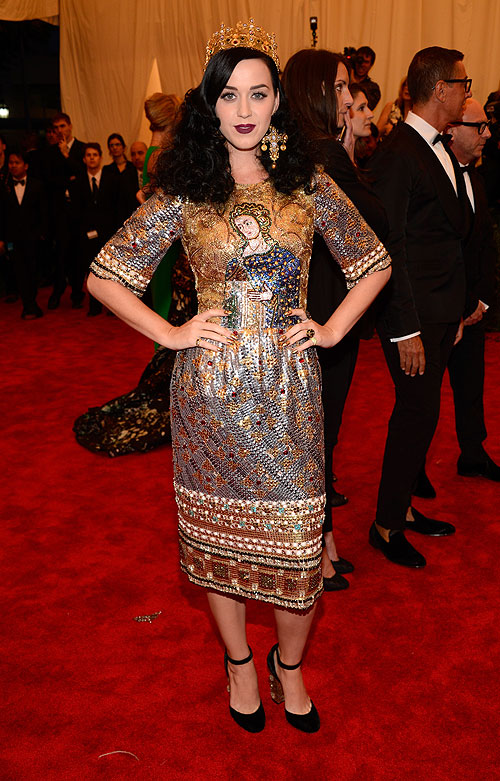 Katy Perry, gala, Met