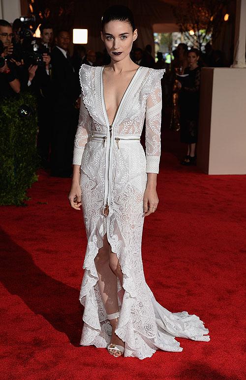 Rooney Mara, gala, Met