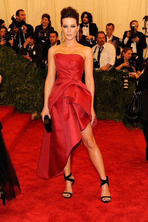 Kate Beckinsale, gala, Met