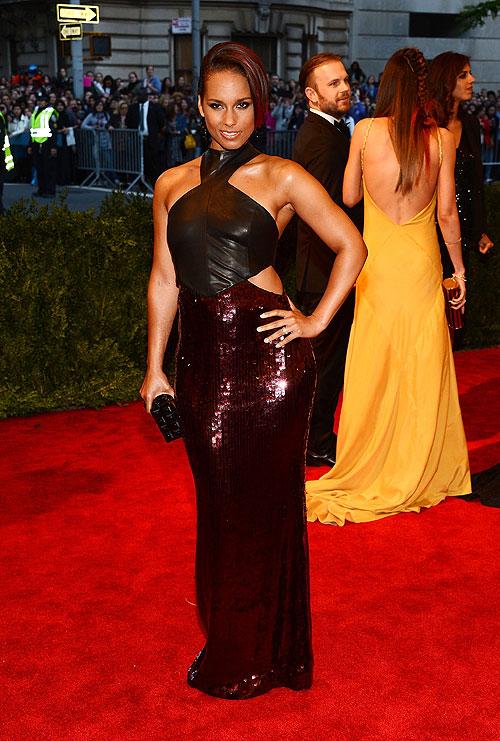 Alicia Keys, gala, Met
