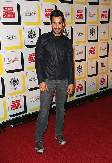 Aaron Díaz, Premios People en Español 2012