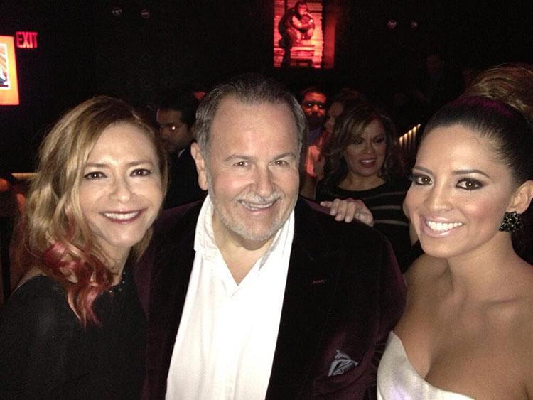Raúl de Molina, Pamela Silva-Conde, Irma Martínez