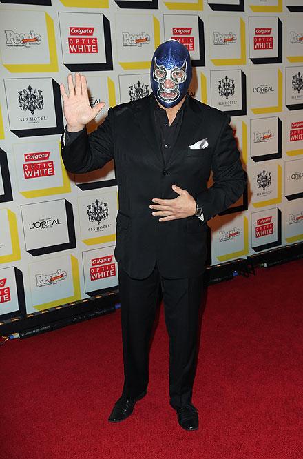 Blue Demon, Premios People en Español 2012