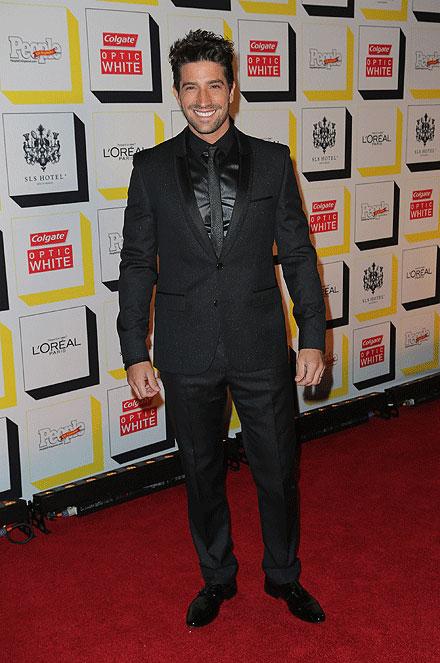 David Chocarro, Premios People en Español 2012