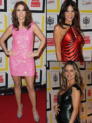 Estrellas del Año 2012, Ellas