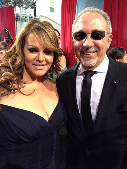Emilio Estefan, Jenni Rivera