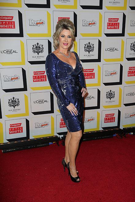 Felicia Mercado, Premios People en Español 2012