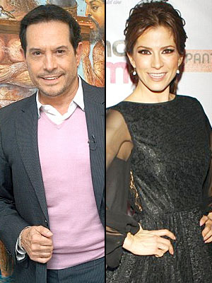 Alessandra Rosaldo, Juan José Origel