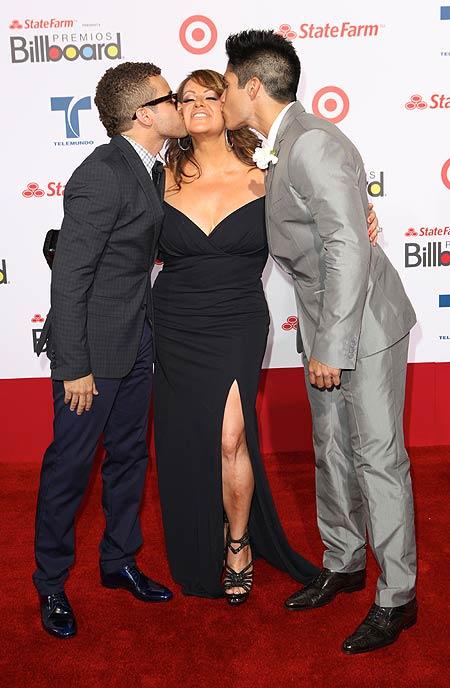 Jenni Rivera, Chino y Nacho