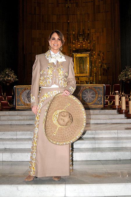 Lucero, Mañanitas, Virgen de Guadalupe