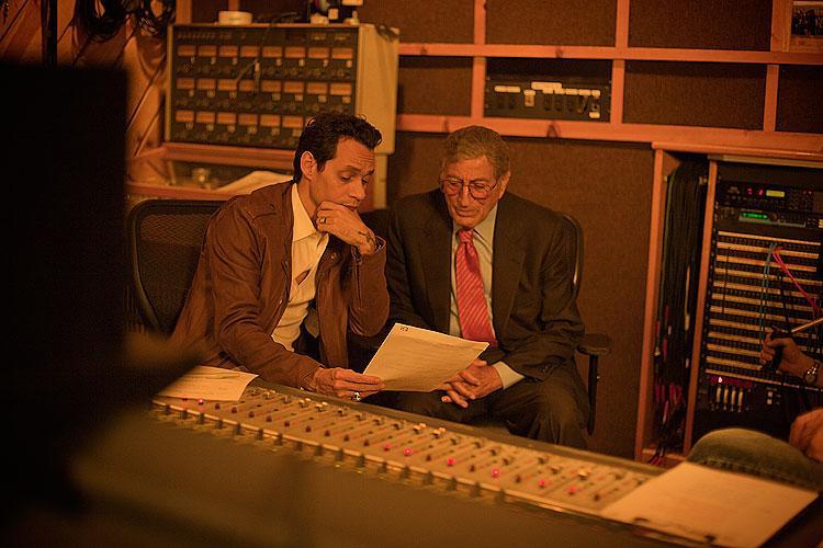 Marc Anthony, Tony Bennett