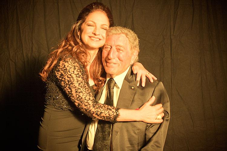 Gloria Estefan, Tony Bennet