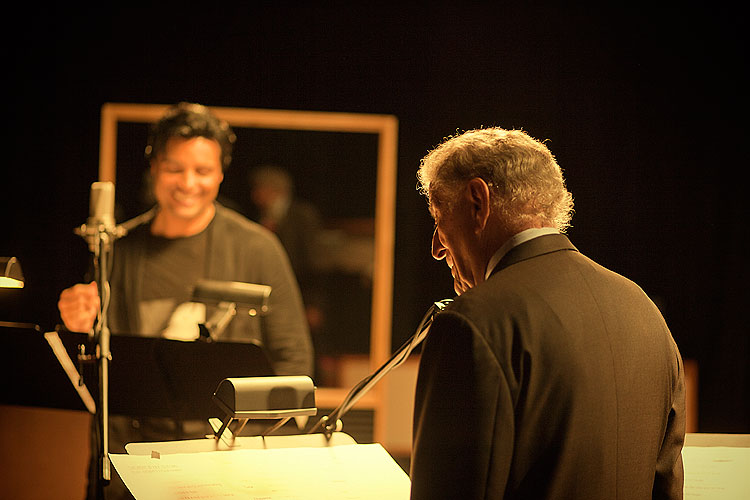 Chayanne, Tony Bennet